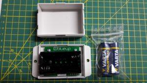 Das BlueUp Maxi mit abgenommenem Deckel